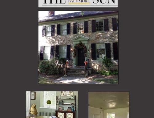 Baltimore Sun – Sept 2014